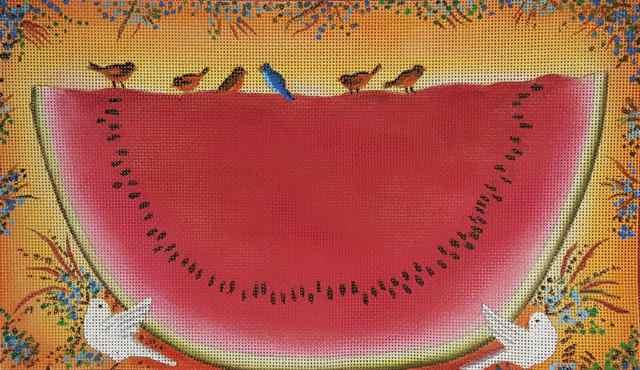 Watermeloncanvas